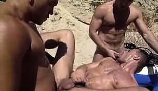 Gay hunks crazy fuck hairy gay in all holes