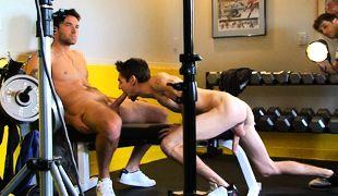 On The Set - Trystan Bull & Jonny Torque