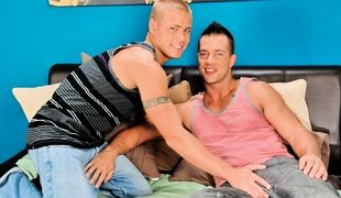 On The Set - Rod Daily & Brody Wilder