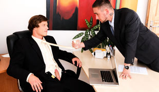 Office Gay guys #05, Scene #03