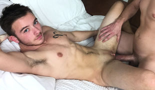 If there is one thing that makes Luke Hudson stand out from other porn stars - it's the massive passion in each of his scenes