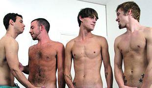 Group Sperm Donation - Shoot - 08-05-10
