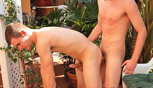 College Dudes - Jackson and Shane