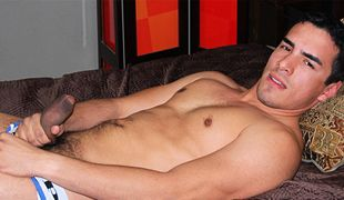 College Dudes - Nick Busts A Nut