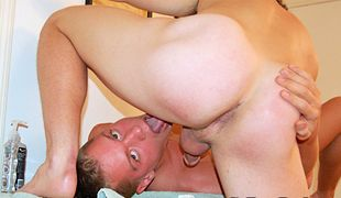 College Dudes - Hunter and Landon