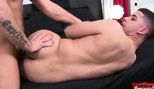 Zeno Kostas Fucks Shane Ridge Raw