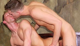 College Dudes - Shane fucks William West