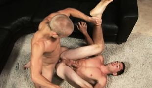 College Dudes - Rob Ryder fucks Nick Stuart
