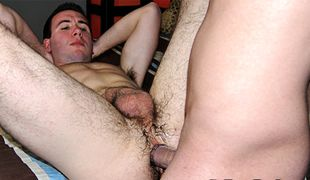 College Dudes - Hayden Wolfe fucks Paul Eastcore
