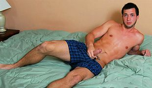 College Dudes - Adam Marx and his dildo