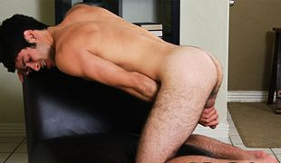 College Dudes - Diego Buts A Nut