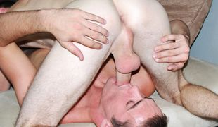 College Dudes - Tim Vander fucks Kurt Wild