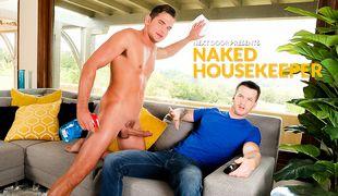 Naked Housekeeper