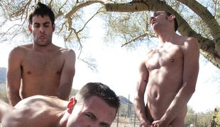 College Boys Fuck In Public