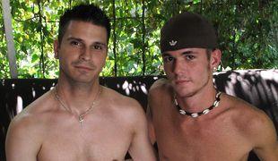 Keith And Jake - Shoot - 02-03-10