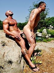Archer Quan - Max Chevalier - in Gay Porn Photos
