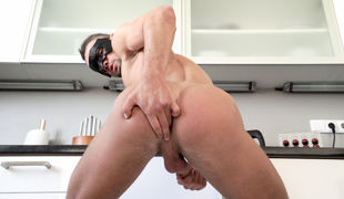 Since we featured David's latest scene, I've received many requests from men wanting to getfucked by our new straight stud
