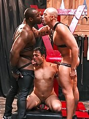 A.J. - Marc Williams - Jordano Santoro - in Gay Porn Photos