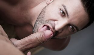 The teasing show brings Dominic and Brandon together in an intense encounter