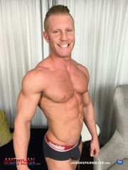 American Muscle Hunks and Jason Sparks Live in Chicago