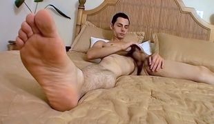 Huge Cum Shot From Danny - Danny Moretti