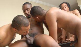 Kobe, Mr Pip'em, Thugzilla, Trap Boyy and Xkape