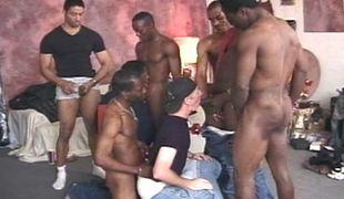 A.C., Dennis Lincoln, Ken Taylor, Kevin Kemp, Mocha, T-Spoon, Tee