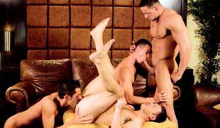 Best Men, Part 1 - The Bachelor Party, Scene #02