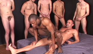 Calvin Hudson, Phoenix Rising, Tommy, Leon Knight, Ethan Palmer a
