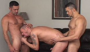 Tony Serrano, Lito Cruz & Tony London