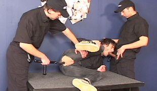 Jeff, Alessandro & Marco