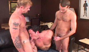 Carlos, Chris & Justin