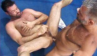 Wrestling Hunks 03, Scene 04