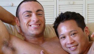 Porn Star Fucks Filipino Bottom
