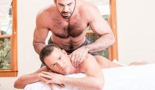 Gay Massage House 2, Scene #02